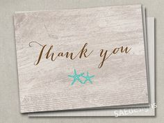 Classic Modern Wedding Thank You Notes With Envelopes Save The By