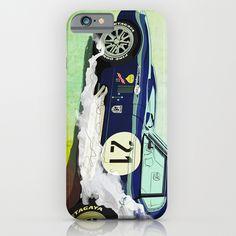 Daytona Coupe iPhone & iPod Case by SEVENTRAPS   Society6