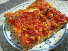 cudowne diety: pizza bez sera wg przepisu Dąbrowskiej Kiss The Cook, Simply Recipes, Lasagna, Serum, Food And Drink, Healthy Eating, Healthy Recipes, Cooking, Ethnic Recipes