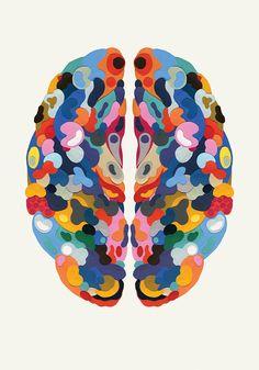 colour your brain