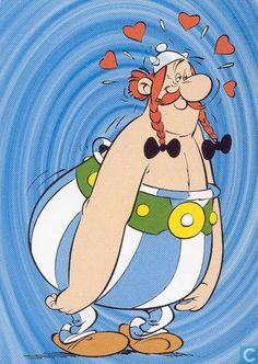 Divers - Onbekend - Obelix