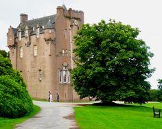 Crathes Castle, Aberdeenshire, Scotland