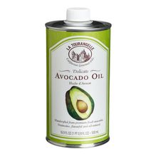 Whoa! Did you know that you shouldn't saute at high heat with olive oil? It can release toxic smoke above a certain temperature. So, Abbey recommends avocado oil, which works perfectly for high-heat cooking and tastes great on salads.
