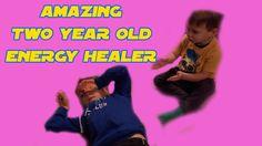Amazing two year old energy healer - Shaun's Kiwi Vlog Episode 7 - 10th ...