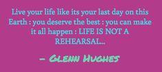 Glenn Hughes @glenn_hughes ~ June 4th, 2012