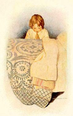 A Prayer - Jessie Willcox Smith