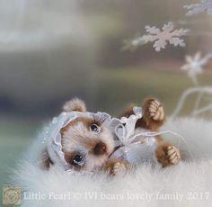 Little Pearl By Iveta Rakova - Bear Pile