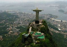 wonders of the world | Christ the Redeemer, The new Seven Wonders of the World – 6