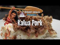 Moana – Kalua Pork, Coconut, Mahi-Mahi | DisneyMeals