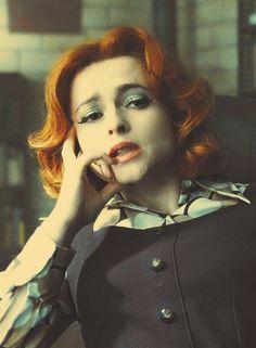Tim Burton's Dr. Julia Hoffman played by Helena Bonham Carter. <3