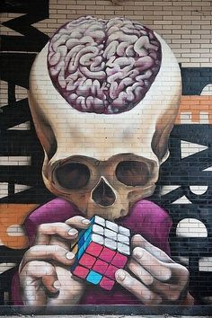 Street Artist : MataOne . #graffiti #streetart #mural #wall #art