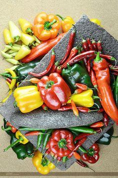 All sizes | El sabor de México // Bodegón de Chiles 2 | Flickr - Photo Sharing!