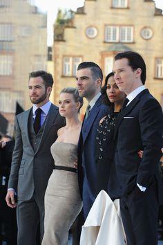 Benedict Cumberbatch!!!! - 'Star Trek Into Darkness' Premieres in London 5
