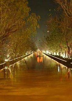 Canal view, Lahore, Pakistan