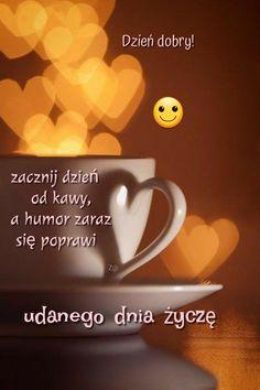 Kawa Good Morning, Humor, Mugs, Tableware, Funny, Photos, Emoji, Nighty Night, Art
