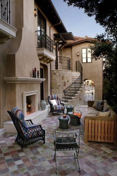 54 exceptional outdoor living spaces - Outdoor Living Room