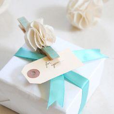 Clothespin Bow