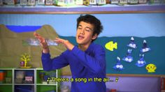 'Paint You a Song' in Auslan - captioned!