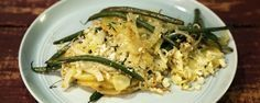 Vegetables en Papillote Recipe | The Chew - ABC.com
