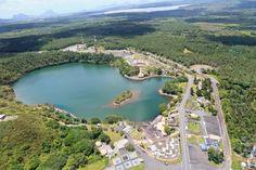 Grand Bassin, un site plusieurs fois sacré : île Maurice