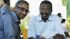 Sudan's entrepreneurs face their dragons in TV show | BBC