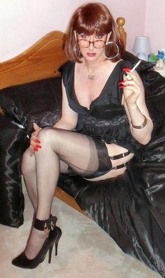 Janine Crossdresser 36