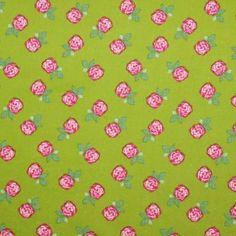 Kinderkatoen - Roosje Lime