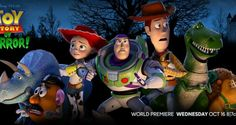 Novo cartaz de Toy Story of Terror | Nerd Pride