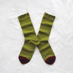 Chaussettes Bonne Maison / Bonne Maison socks - Uni Bronze
