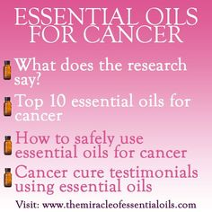 Is this the secret cure for a disease that supposedly has no 'cure'? This article takes a look at the case for essential oils for cancer - do they really work and if so, why are people still dying of cancer?
