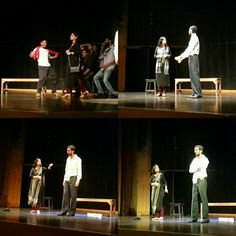 Second stage production...directed by Arvind Gaur sir and Shilpi Marwaha ma'am at India Habitat Centre,New Delhi,India.