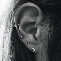 Fancy - XO Stud Earrings More