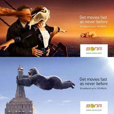 Volia Broadband: Ściągaj filmy szybko jak nigdy wcześniej