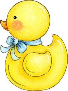 rubber duck clipart animals