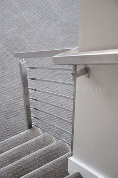 Inline Design stainless steel railing