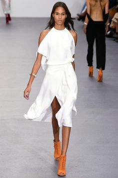I would wear more fo these looks than not!!! AB.................Issa Spring 2016 Ready-to-Wear Collection Photos - Vogue