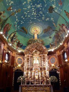 N Sra do Brasil - Altar central