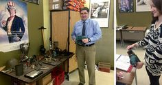 A History teacher in Mifflintown, Pennsylvania created an extra credit opportunity in his classroom called Antique Day, inspired by American Pickers.