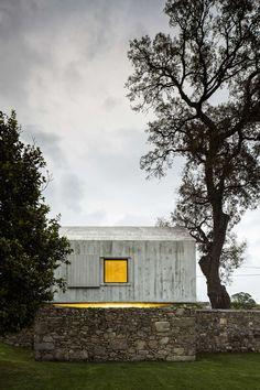 The Dovecote (2015), Braga, Portugal. Project by: AZO