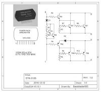 Circuit 800 Watt power amplifier OCL works with class AB, which generated power efficiency can reach 85 percent. The power amplifier circuit including amplifiers that have high output power Dc Circuit, Circuit Diagram, Hifi Amplifier, Shop Layout, Hifi Audio, High Voltage, Electronics Projects, Electronic Circuit, Sine Wave