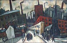 Northern artist William Turner 1920-2013..