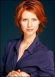 Fifty Shades of Grey through the eyes of Christian Grey. Cynthia Nixon, Redhead Quotes, Natural Blondes, New Hair Colors, Christian Grey, Fifty Shades Of Grey, New Girl, American Actress, Redheads