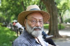"""Humans of New York, """"In 1968, I discovered a very eccentric pronunciation of Hebrew blended with the dialect of Provencal. There was only one man remaining who spoke it, so I met him in Monaco and recorded his voice. And I did it all without Google."""""""