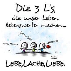 Die 3 L's ... die unser #Leben lebenswerter machen  ▶️#Lebe- jeden #Moment,▶️#Lache- jeden #Tag ,▶️#Liebe- #ehrlich ... ✌️#sketch #sketchclub #painting nice #Day @all
