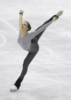 Carolina Kostner FS, ISU World Figure Skating Championships 2012@Nice