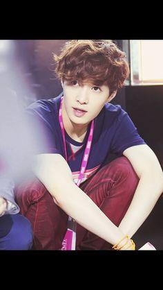 EXO Lay #adorable