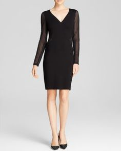 FRENCH CONNECTION Dress - Liv Jersey   Bloomingdale's