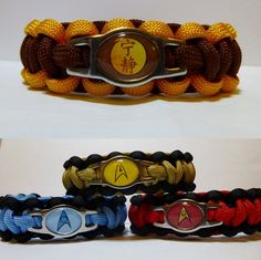 Paracord Bracelets For Nerds That Are Ready For Anything