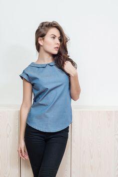 7b6b694f5a4 Adina   Dámská trička Youngprimitive. Originální tričko pro holky.