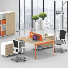 GFZ table mate 2 person office workstation executive furniture desk
